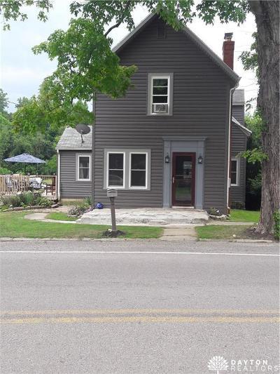 Urbana Single Family Home For Sale: 5767 Storms Creek