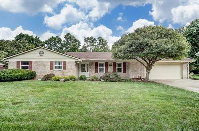 Centerville Single Family Home Active/Pending: 301 Marsha Jeanne Way