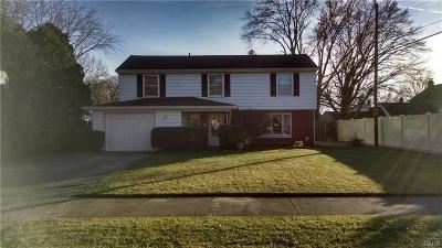 Springfield Single Family Home For Sale: 111 Dover Road
