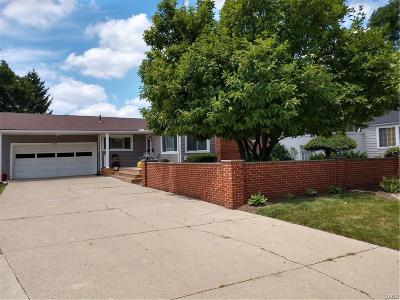 Springfield Single Family Home For Sale: 2205 Fountain Boulevard