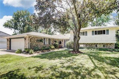 Centerville Single Family Home For Sale: 6111 Park Ridge Drive