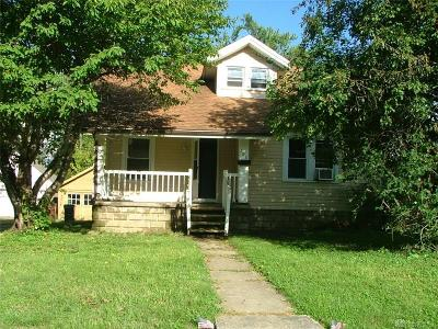 Trotwood Single Family Home For Sale: 300 Broadway Street
