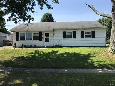 Kettering Single Family Home For Sale: 2700 Bingham Avenue