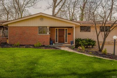 Dayton OH Single Family Home For Sale: $329,900