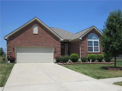 Tipp City Single Family Home For Sale: 2143 Blazing Star Drive