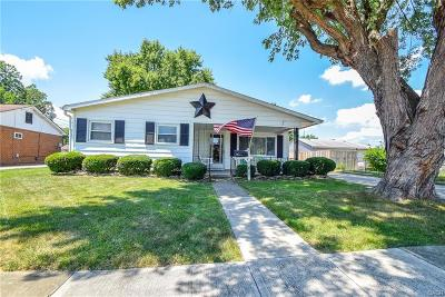 Vandalia Single Family Home Active/Pending: 161 Donora Drive