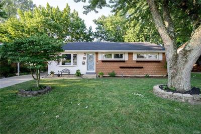 Vandalia Single Family Home Active/Pending: 332 Kirkwood Drive
