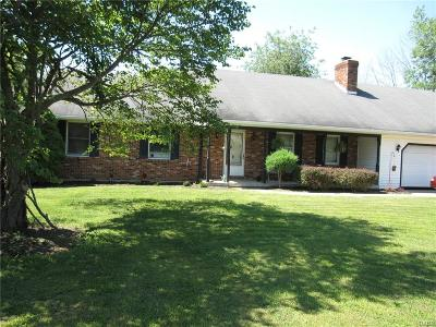 Xenia Single Family Home For Sale: 3462 Wolford Road