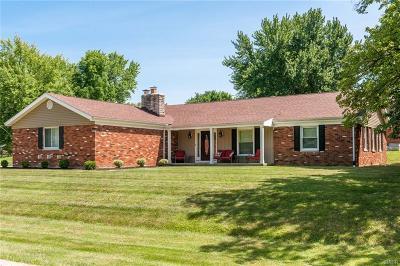 Dayton Single Family Home For Sale: 2982 Pascal Drive
