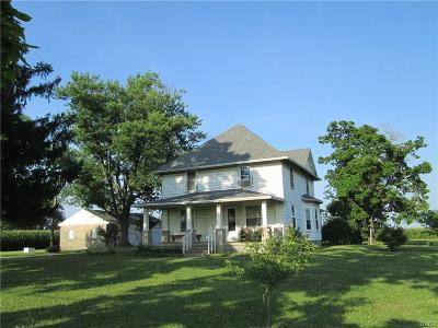 Brookville Single Family Home Active/Pending: 2692 Johnsville Brookville Road