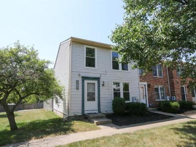 Huber Heights Condo/Townhouse Active/Pending: 6271 Pheasant Hill Road