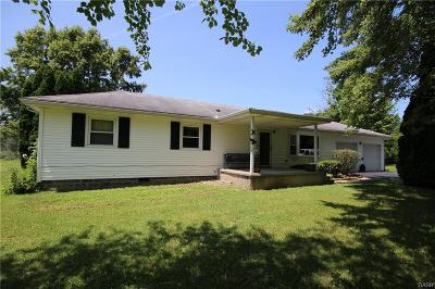 Springfield Single Family Home For Sale: 8225 Springfield Jamestown Road