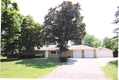 Centerville Single Family Home Active/Pending: 9272 Shawhan Drive
