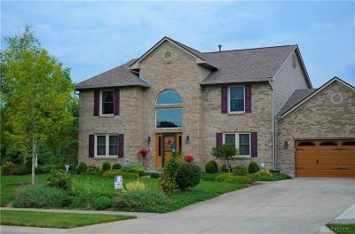 Dayton Single Family Home For Sale: 2651 Langtree Lane