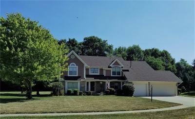 Dayton Single Family Home For Sale: 2551 Tedbury Court