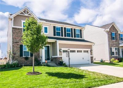 Tipp City Single Family Home For Sale: 7206 River Birch Street