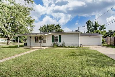 New Carlisle Single Family Home For Sale: 337 Fenwick Drive