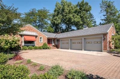 Dayton Single Family Home Active/Pending: 4465 Doornock Court