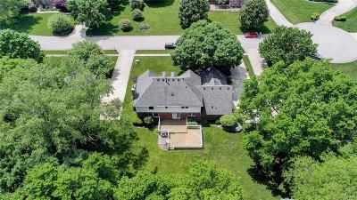 Dayton Single Family Home For Sale: 9120 Indian Springs Court