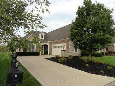 Springboro Single Family Home For Sale: 435 Springs
