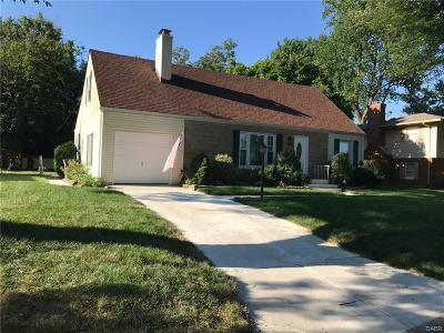 Centerville Single Family Home Active/Pending: 99 Ridgeway Drive