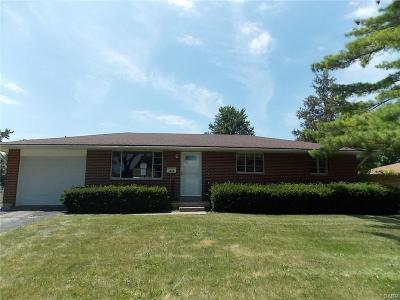 Vandalia Single Family Home For Sale: 1028 Bosco Avenue