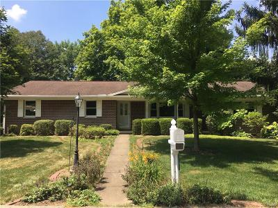 Miamisburg Single Family Home For Sale: 10081 El An Ja Drive