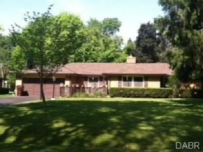 Beavercreek Single Family Home For Sale: 1071 Wenrick Drive