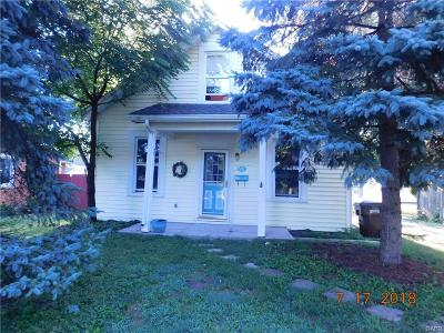 Xenia Single Family Home For Sale: 581 West Street
