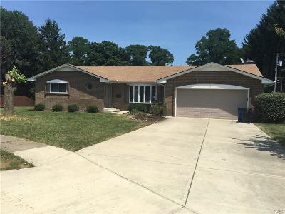 Englewood Single Family Home For Sale: 514 Snowglen Drive