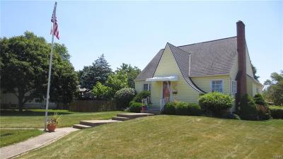 West Milton Single Family Home For Sale: 289 Hamilton Street