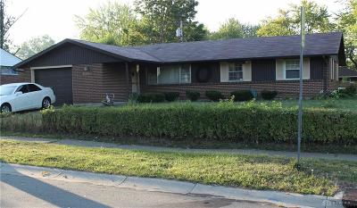 Huber Heights Single Family Home For Sale: 6108 Longford Road