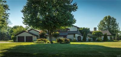 Xenia Single Family Home For Sale: 2042 Erickman Lane