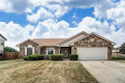 Dayton Single Family Home For Sale: 6520 Cloud Court