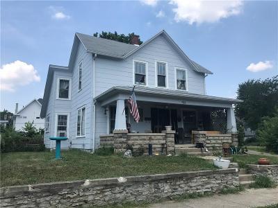 Troy Single Family Home For Sale: 420 Walnut Street