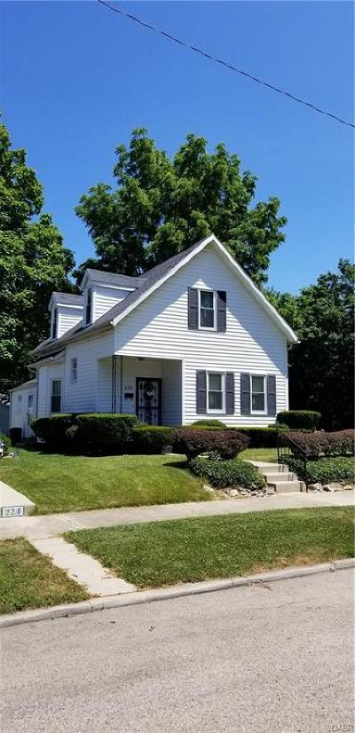 Springfield OH Single Family Home Pending/Show for Backup: $52,000
