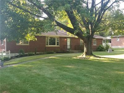 Beavercreek Single Family Home For Sale: 3021 Colonel Glenn Highway
