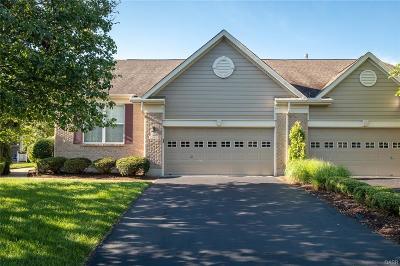 Beavercreek Condo/Townhouse For Sale: 2593 Greenside Drive