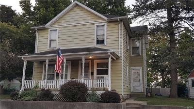 Brookville Multi Family Home For Sale: 436 Salem Street