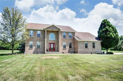 Xenia Single Family Home Active/Pending: 100 Renaissance Woods Court