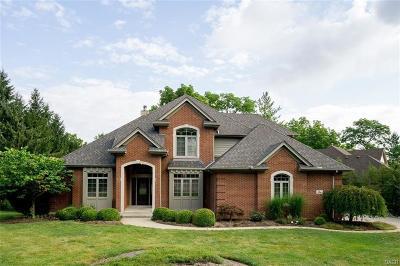 Springboro Single Family Home For Sale: 10 Royal Dornosh