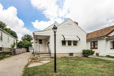 Dayton Single Family Home For Sale: 1909 Fauver Avenue