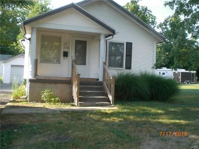 Dayton Single Family Home For Sale: 2149 Ottello Avenue