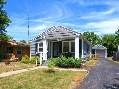 Kettering Single Family Home Active/Pending: 1463 Beaverton Drive