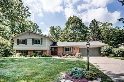 Centerville Single Family Home Active/Pending: 1300 Brainard Woods Drive