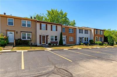 Dayton Condo/Townhouse For Sale: 6210 Pheasant Hill Road
