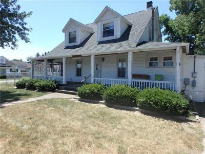 Miamisburg Single Family Home For Sale: 6051 Hill Avenue