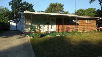 Dayton Single Family Home For Sale: 28 Rio Grande Avenue
