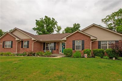 Miamisburg Single Family Home For Sale: 1354 Emily Beth Drive