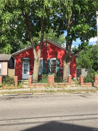 Dayton Multi Family Home For Sale: 54-56 Drummer Avenue